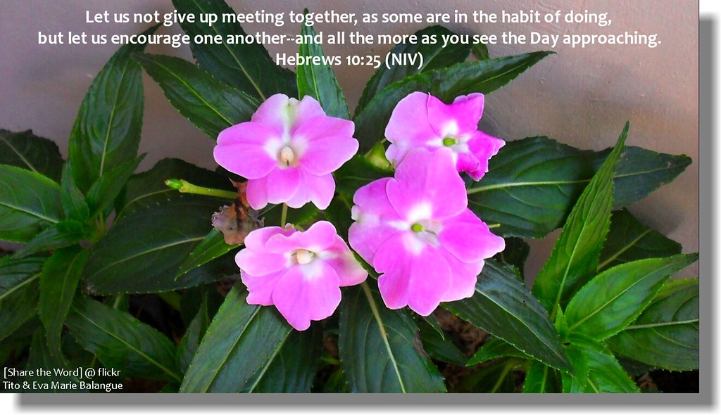 Acts 15:30-35 – How do you encourage others?